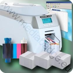 Pack Promo Imprimante Magicard Rio Pro