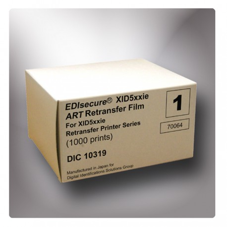 Film Matica XID Retransfert ART - DIC10319