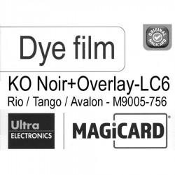Film Magicard KO - M9005-756