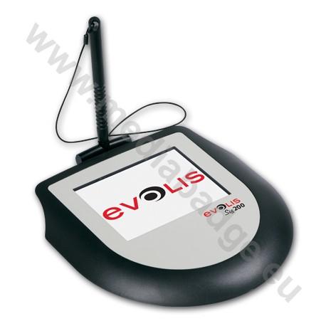 Tablette de signature Evolis SIG 200