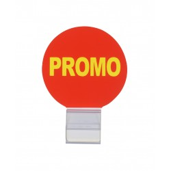 Lot de 25 badges PROMO
