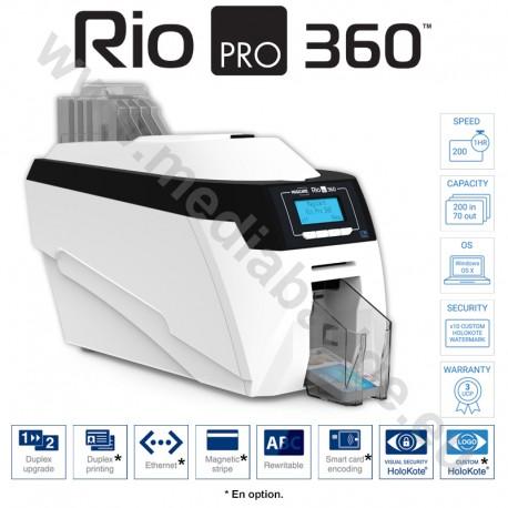 Imprimante Magicard Rio Pro 360