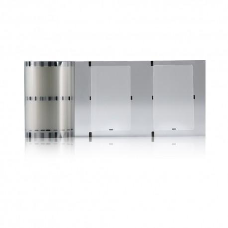 Patchs lamination transparents 0.6 mil