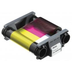 Ruban couleur  YMCKO Badgy 200