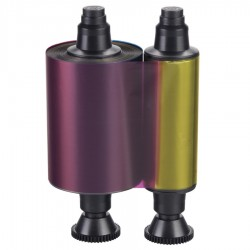 Ruban couleur YMCKO EVOLIS R3011