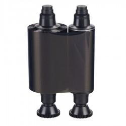 Ruban monochrome Noir Evolis R2011