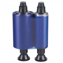 Ruban monochrome Bleu Evolis R2212