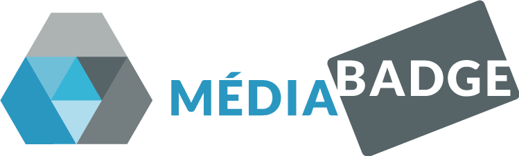 Médiabadge