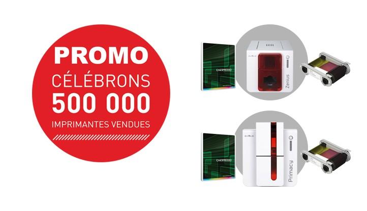 Promotion Evolis